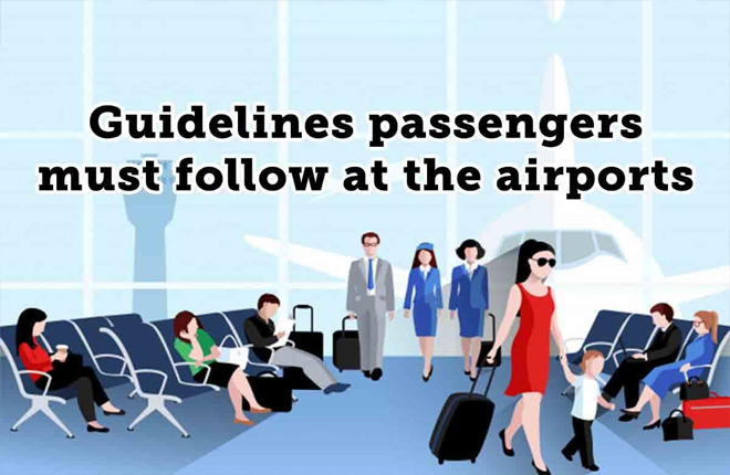 Domestic Flights Resume: Guidelines Passengers Must Follow At The Airports