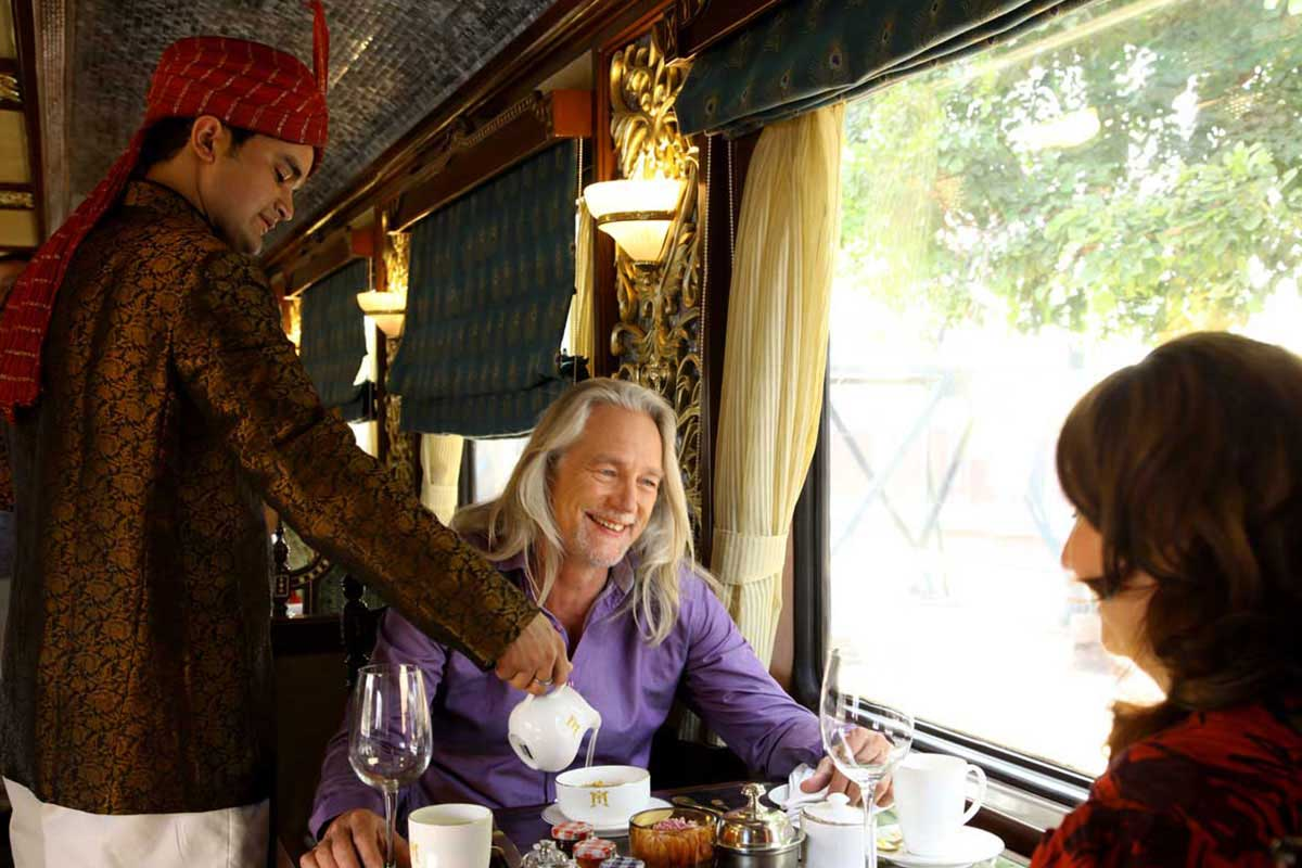 Maharajas' Express: Pay for One and Your Companion Pays 50% Only